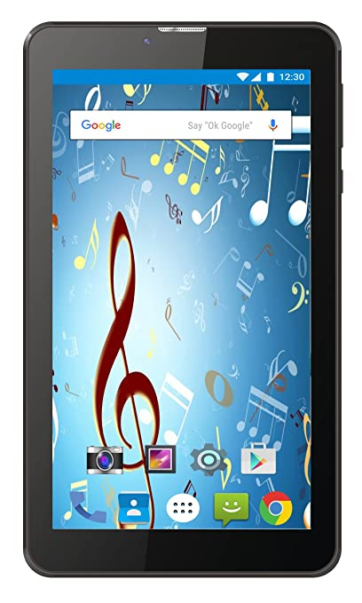 IKALL N9 Tablet  7 inch,1  GB, 8  GB, Wi Fi + 3G , Black