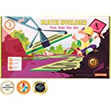 Logic Roots Math Builder Equation Building Number Board Game Stem Toy Math Manipulative