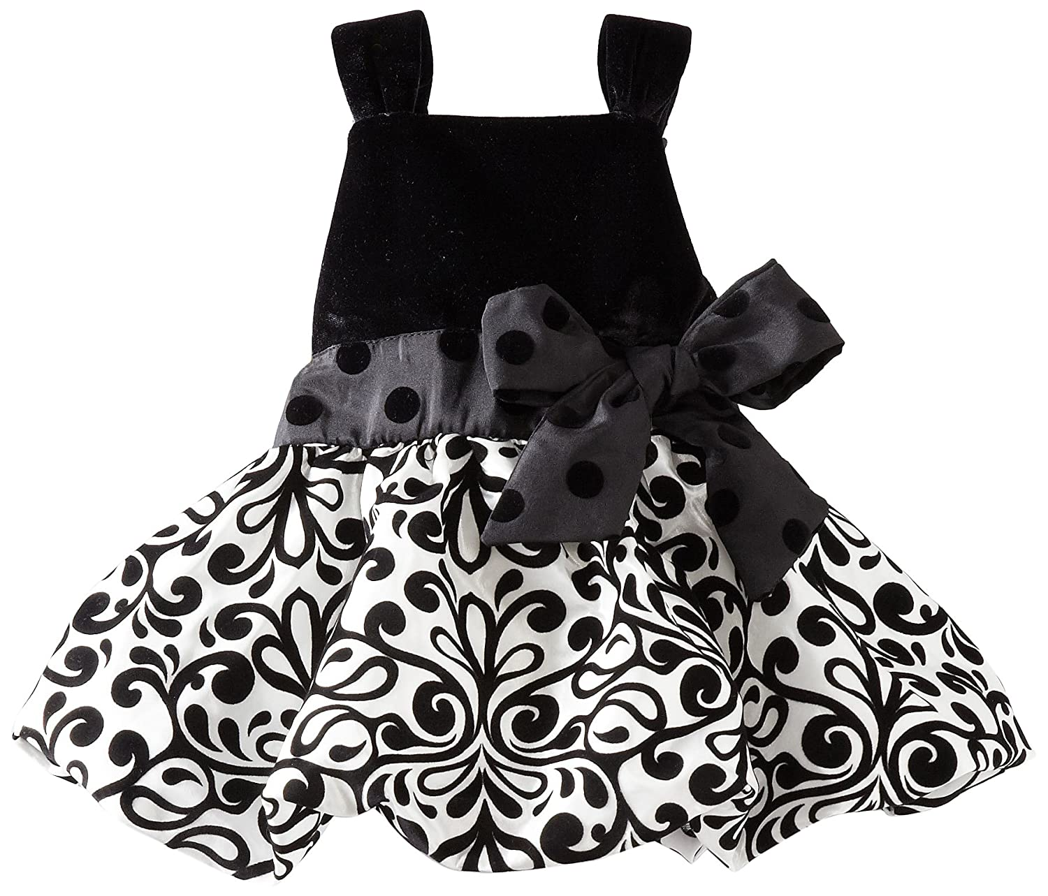 Amazon Mud Pie Baby Girls Damask Party Dress Infant And
