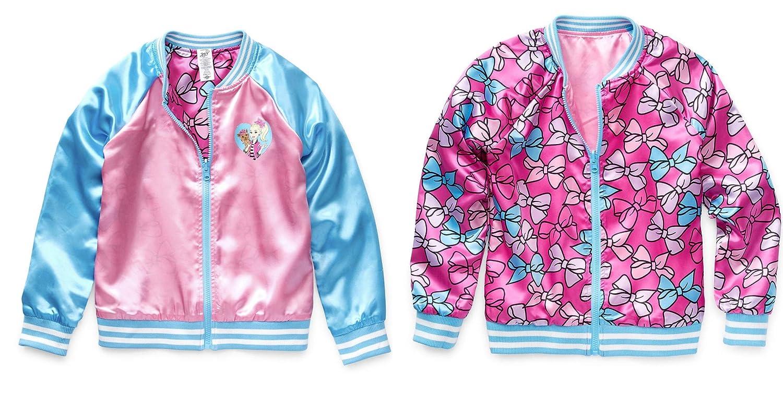 Girls JoJo Siwa Reversible Bomber Jacket