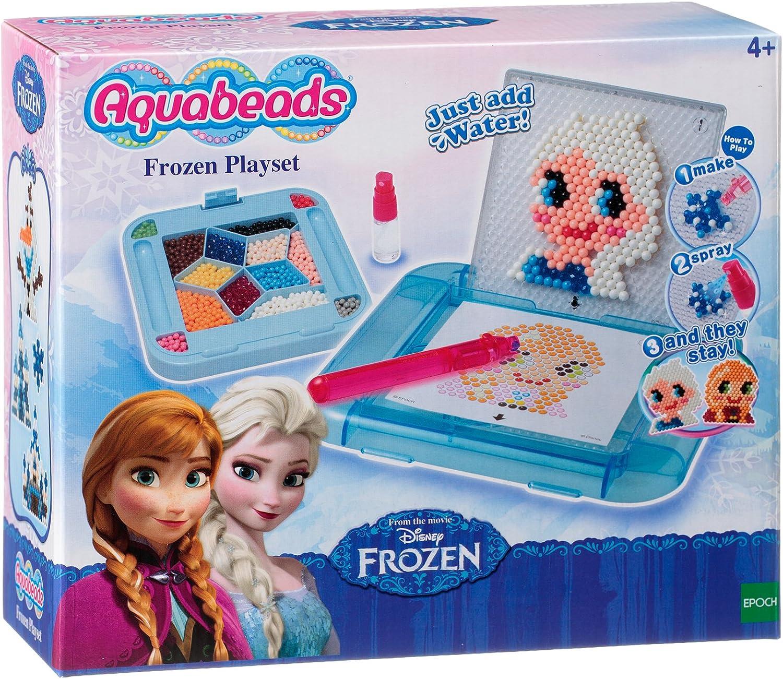 Aquabeads Frozen playset (Epoch para Imaginar 79668): Amazon.es: Juguetes y juegos