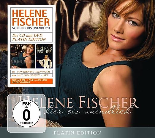Von Hier Bis Unendlich Platin Edition Helene Fischer Amazon De