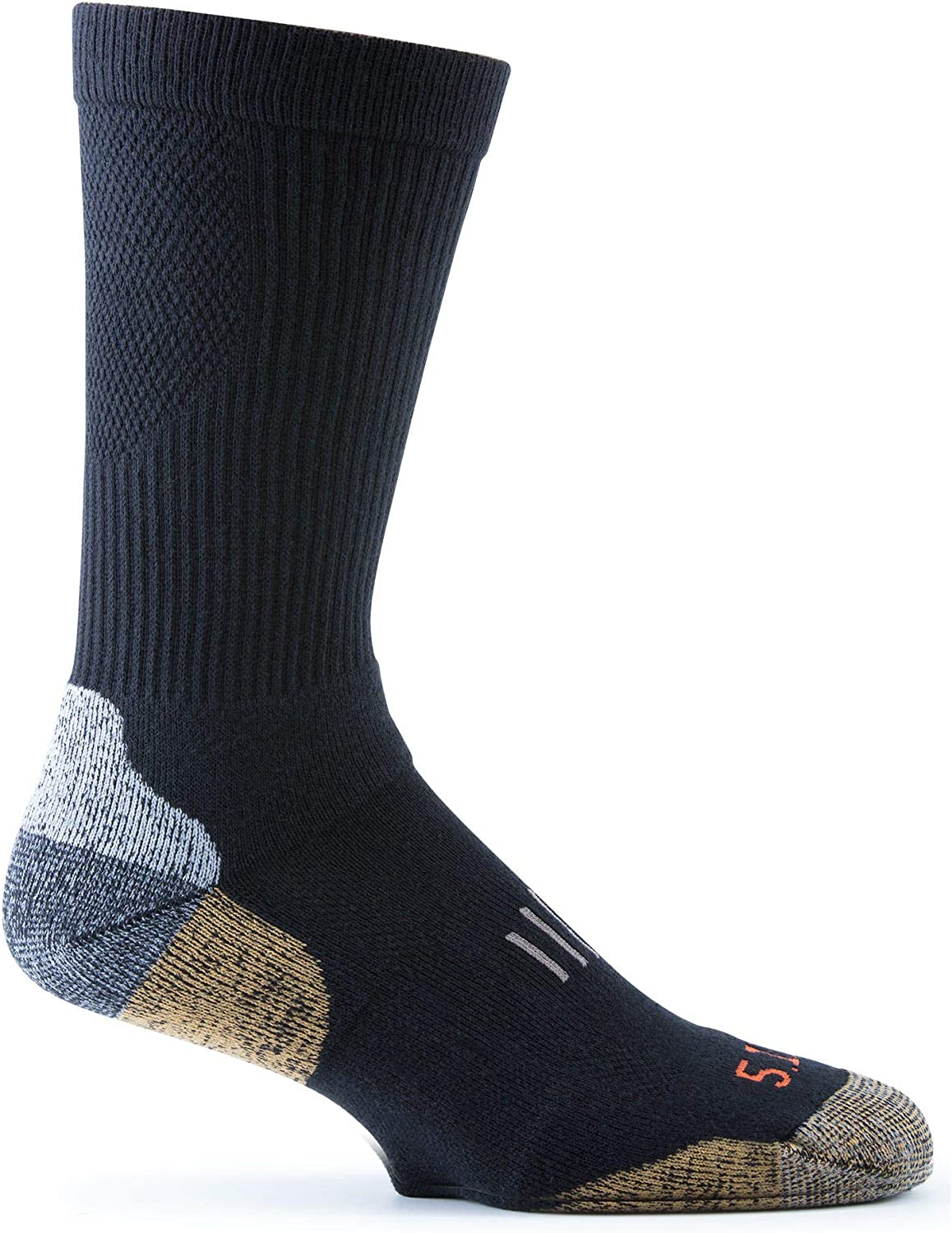 5.11 Tactical Crew Year Round Chaussettes Noir FR