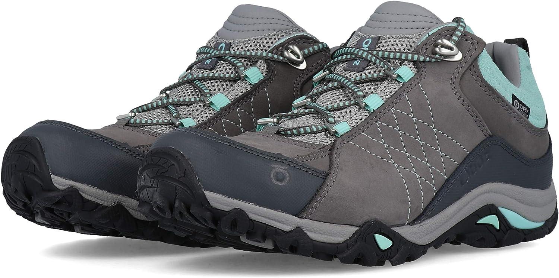 | Oboz Women's Sapphire Low B-Dry Waterproof Hiking Shoe | Hiking Shoes