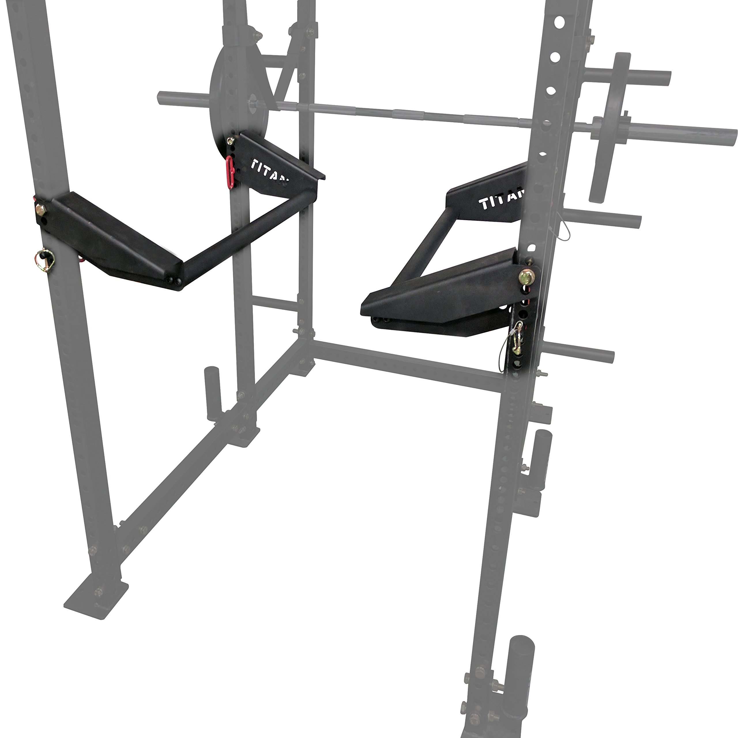 Titan 36'' T-3 Parallel Bars by Titan Fitness