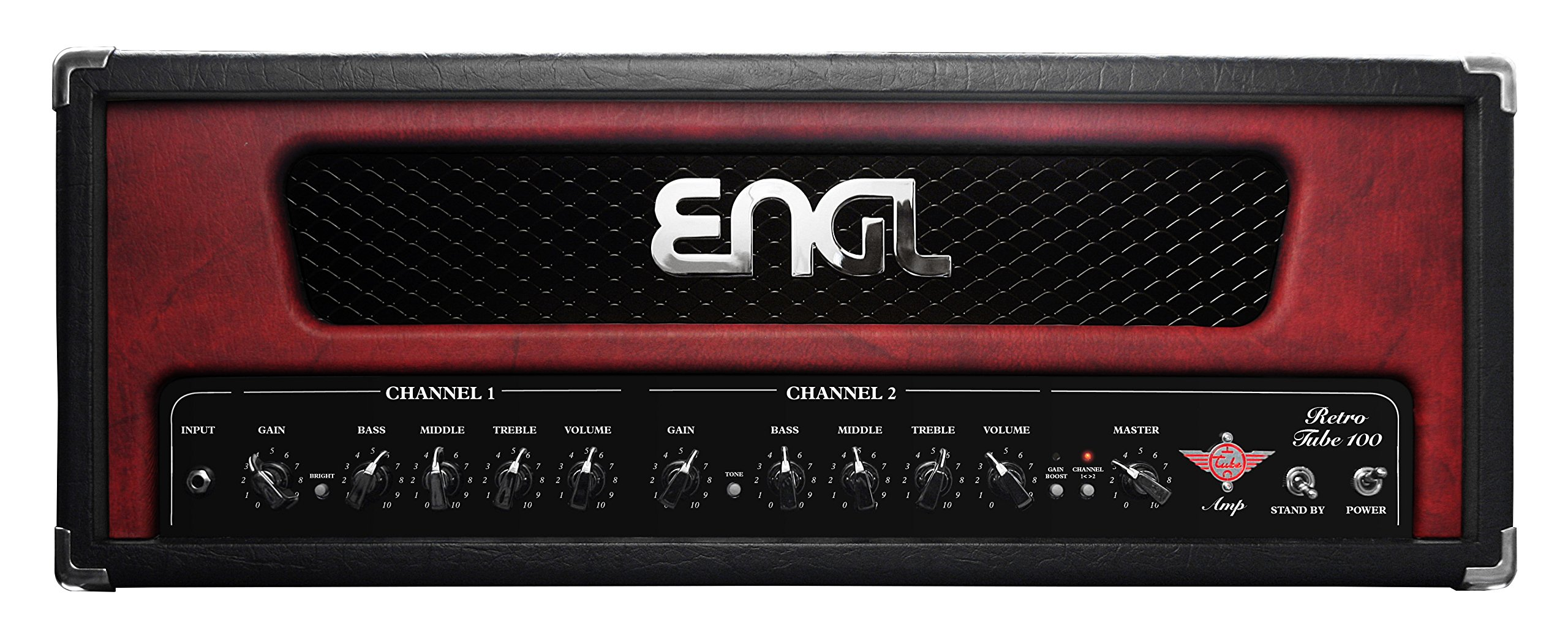 ENGL Amplification E 762 Retro Tube Head 50W by ENGL Amplification