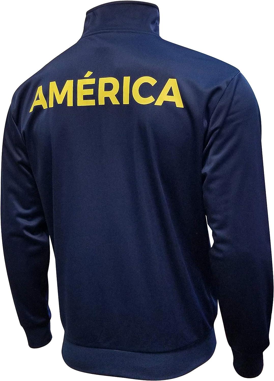 Icon Sports Club America Full Zip Track Jackets