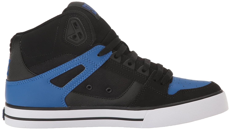Dc Zapatos Para Hombre Negro Y Azul 6EDM9fbiK