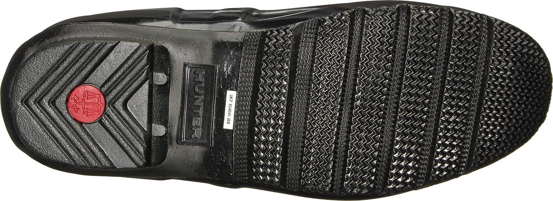 Hunter Womens Original Back Adjustable Short 9 Gloss Rain Boots B079F5MZTR 9 Short M US|Black aa61a3