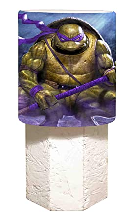 Mesa Tortugas Ninja - Donatello: Amazon.es: Iluminación