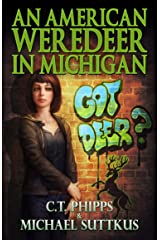 An American Weredeer in Michigan (The Bright Falls Mysteries Book 2) Kindle Edition