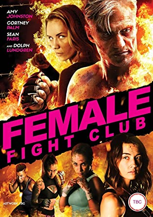 fight club dvd  : Female Fight Club [DVD] [2017]: Movies & TV