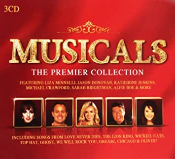 Musicals - The Premier Collection  Amazon.co.uk  Music eccc6ea2db1