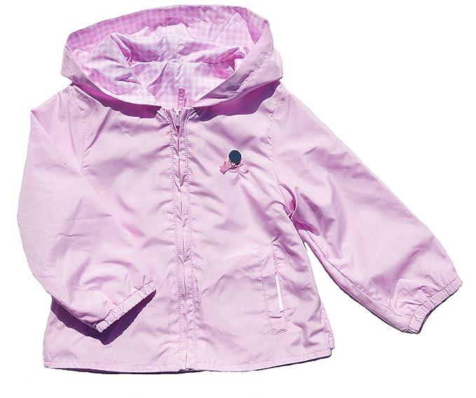 Mayoral - Abrigos - Blusa - para bebé niña rosa 6 mes: Amazon.es: Ropa y accesorios