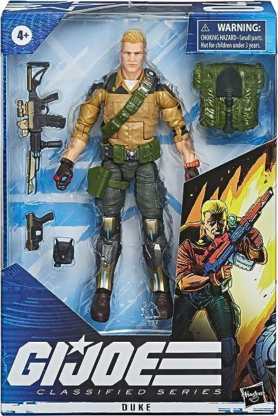 G.I. Joe Classified Series Duke Action Figure