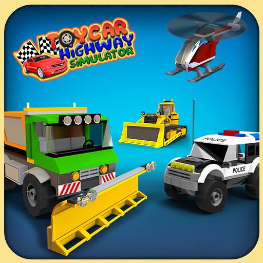 Amazon Com Toy Car Highway Stunt Demolition Simulator 2018