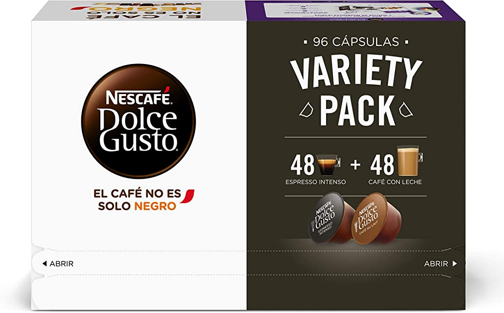 Nescafé DOLCE GUSTO Variety Pack