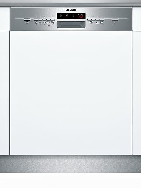 Siemens SN55L530EU lavavajilla - Lavavajillas (Rojo, A + +, 0.9 ...