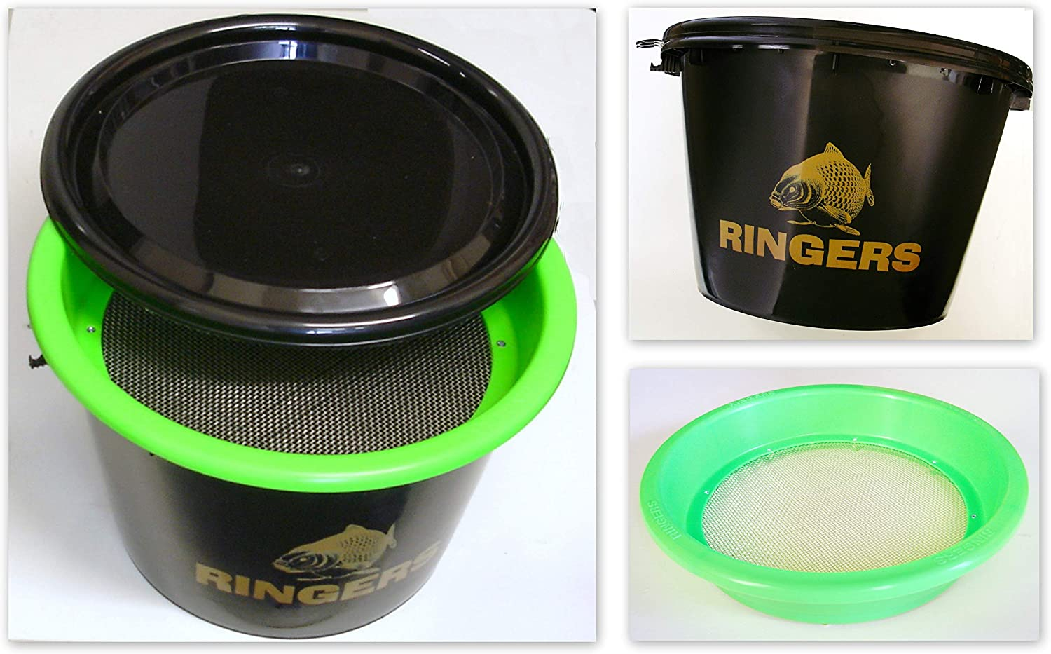 Ringers NEW Riddle Coarse Fishing Riddle *All Colours Available*
