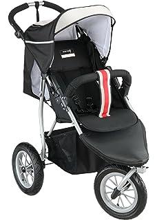 knorr-baby 883888 - Silla de paseo deportiva (cubierta desmontable, cesta),
