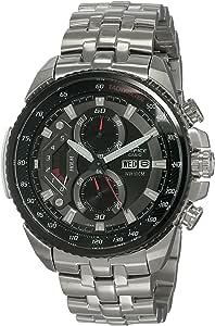 ساعة كاسيو للرجال EF-558D-1A- انالوج، رسمية