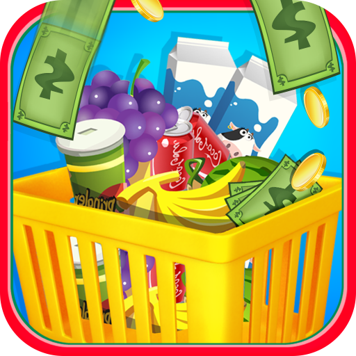 Supermarket Shopping for Kids : Educational Game for kids - FREE