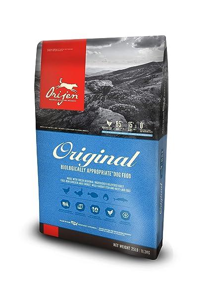 Amazoncom Orijen Original Dry Dog Food 25 Lb Pet Supplies