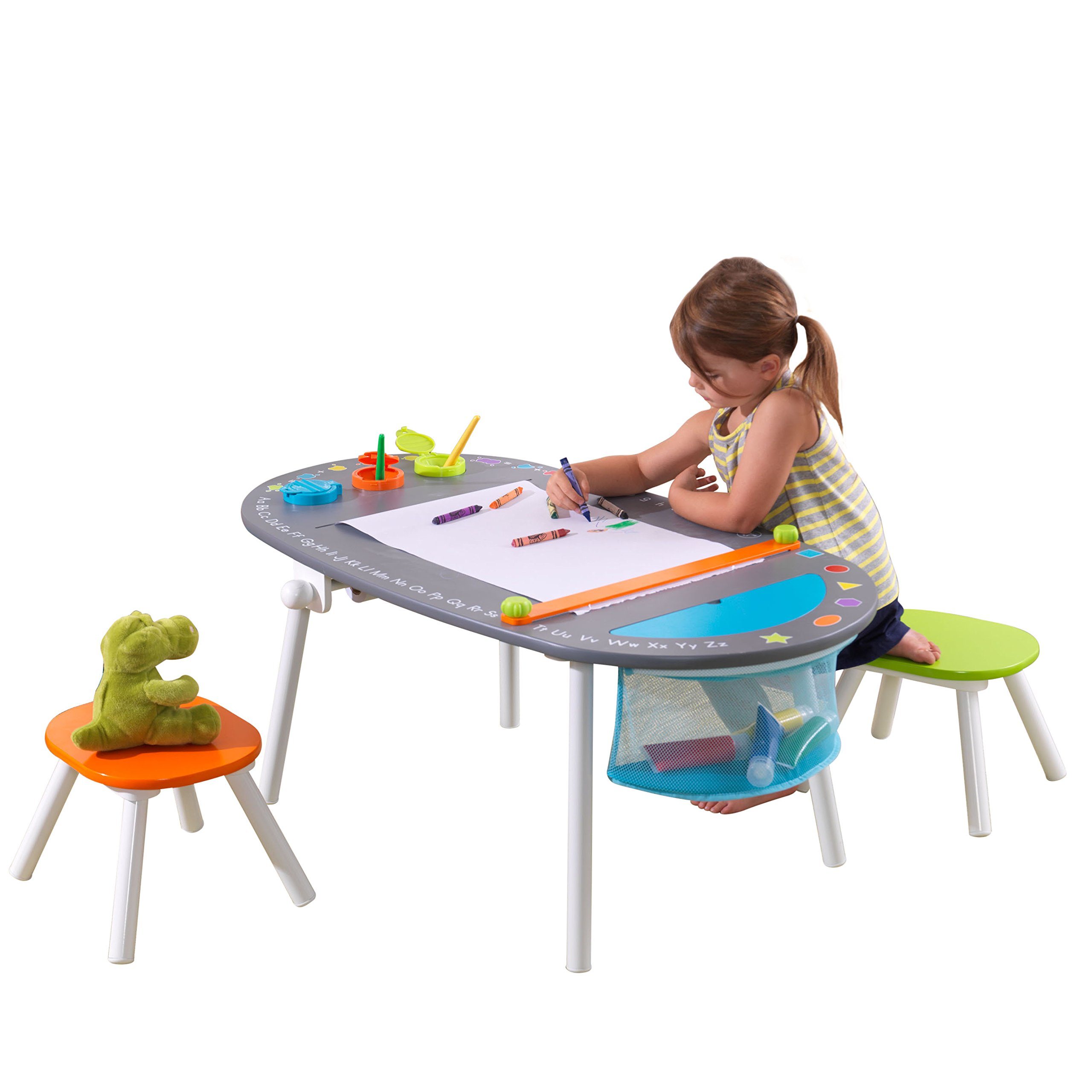KidKraft Chalkboard Art Table & Stool Others