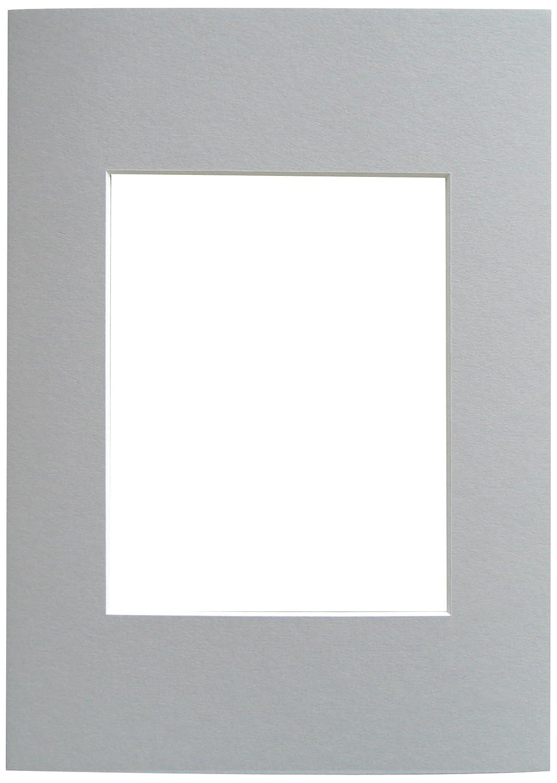 Walther Design Passepartout Per Cornice Formato Passepartout 13x18 cm Verde Formato Immagine 9x13 cm
