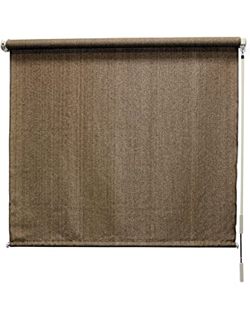 COOLAROO Outback 95 UV PPROTECTION Manual OR Cordless Roller Shade With 8 Drop Length