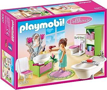 Playmobil 5307 - Romantik-Bad: Amazon.de: Spielzeug