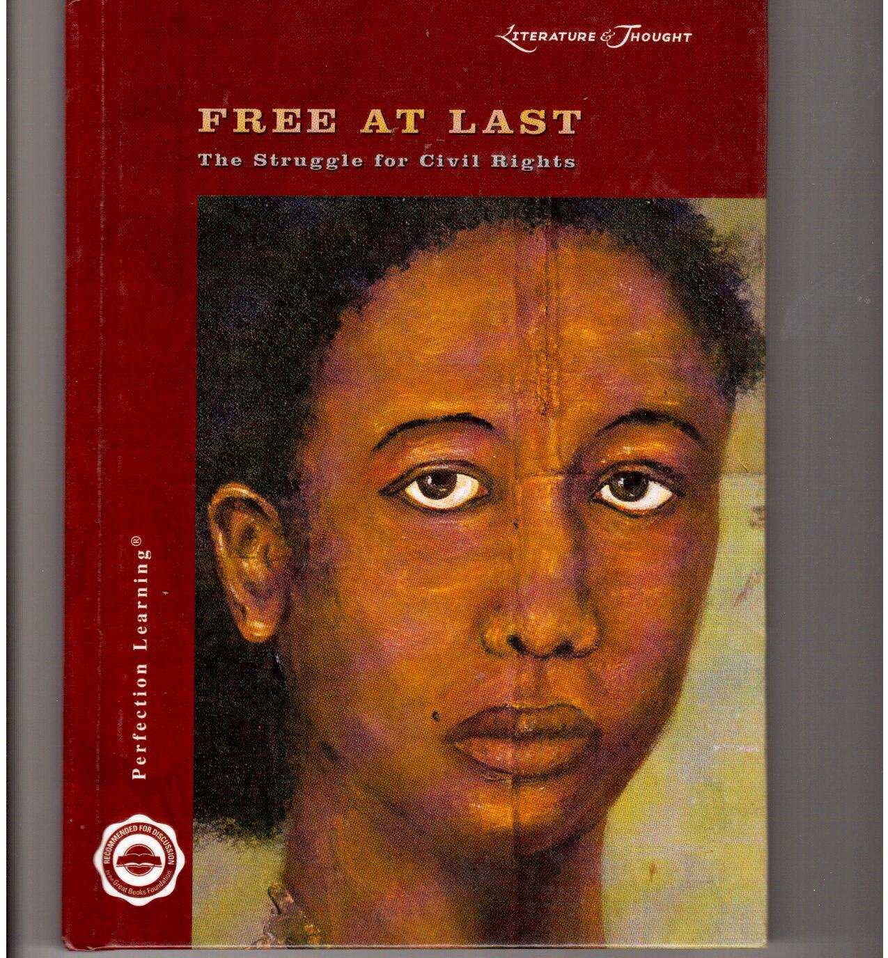 Read Online Literature & Thought: Free at Last: The Struggle for Civil Rights (Cover-To-Cover Books) pdf