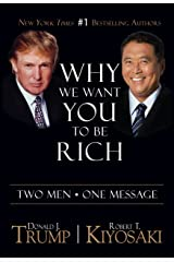 Why We Want You To Be Rich: Two Men • One Message Kindle Edition
