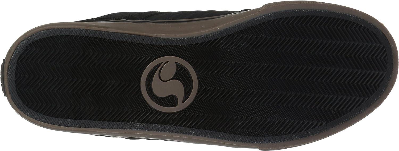 Noir DVS Shoes Celsius Ct 47 EU Baskets Homme 41 EU Black Nubuck Bleu