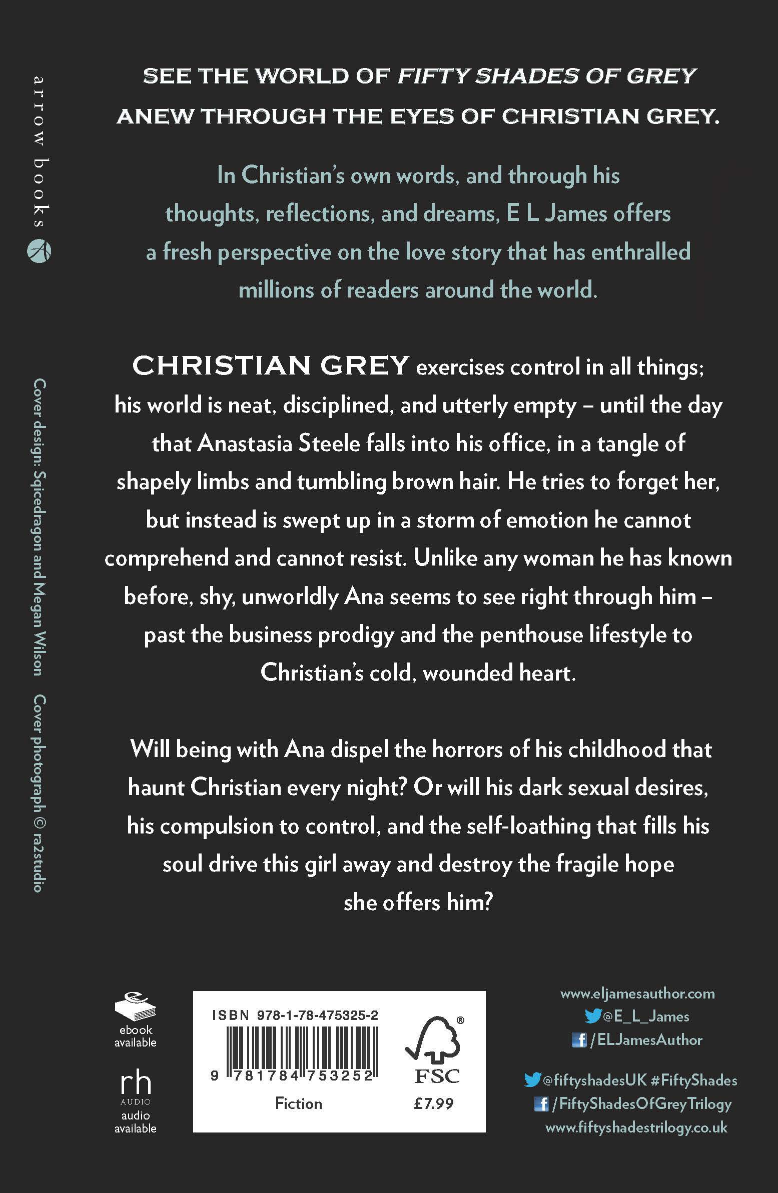 Grey. Fifty Shades of Grey as Told by Christian: Amazon.es: E. L. ...
