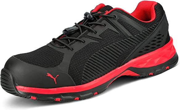 PUMA SAFETY 643890 FUSE MOTION 2.0 RED LOW S1P Herren