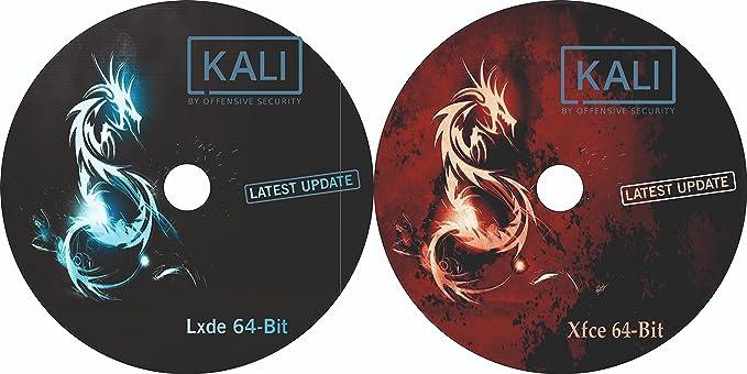 Kali Linux Lxde 64 Bit And Kali Linux Xfce 64 Bit Bootable
