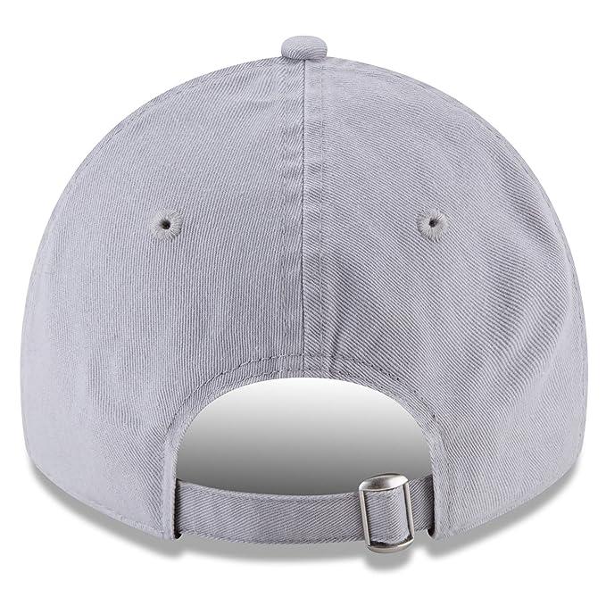 on sale 2fecd c8fa0 Amazon.com   New York Giants New Era Women s Team Glisten 9TWENTY  Adjustable Hat Gray   Sports   Outdoors