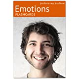 Picture My Picture Feelings and Emotions Flash Cards   40 Emotion Development Language Photo Cards   5 Learning Games   Speech Therapy Materials and ESL Materials