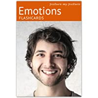 Picture My Picture Feelings and Emotions Flash Cards | 40 Emotion Development Language Photo Cards | 5 Learning Games…