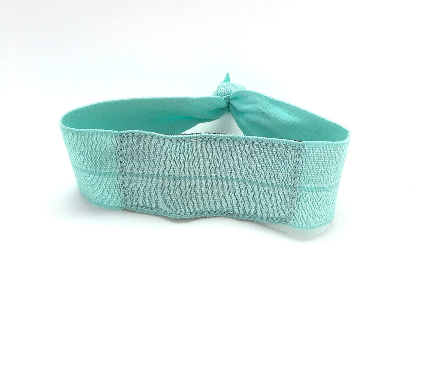 Knotted Aqua Wrist or Ankle Band for Fitbit Flex / Flex 2 / Alta