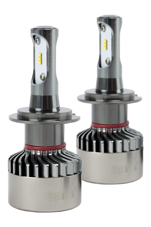 Superlite BOM12400 Kit Bombillas LED H1 6000K 25W