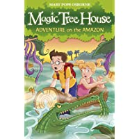 Magic Tree House 6: Adventure on the Amazon