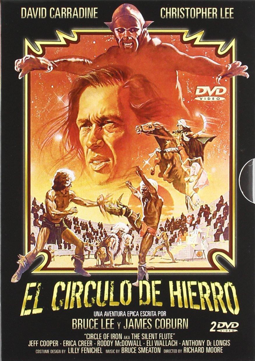 Círculo de hierro [DVD]