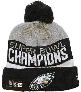dadadf98c42 New Era Philadelphia Eagles Super Bowl LII 52 Champions Parade Sport Knit  Hat Cap Beanie