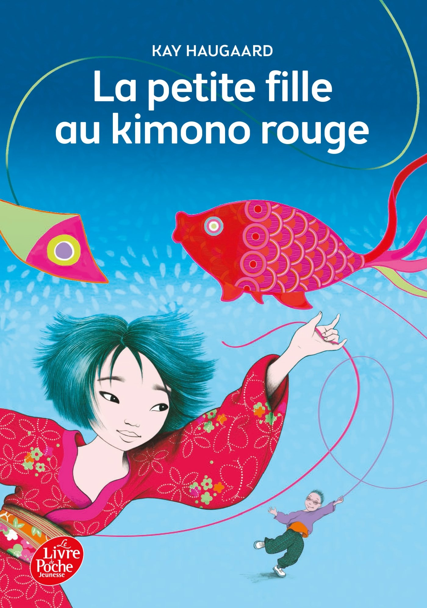 Amazon Fr La Petite Fille Au Kimono Rouge Kay Haugaard