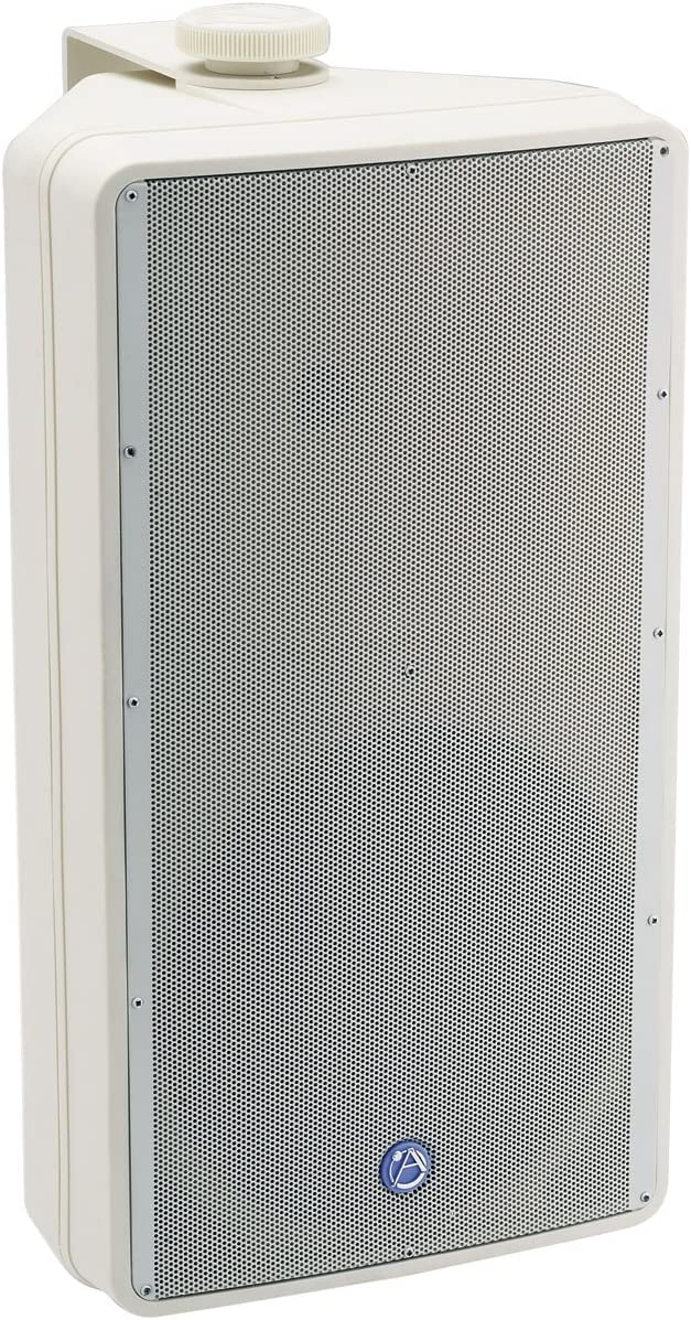 Atlas Sound SM82T-WH 8-Inch 2-Way Weather Resistant Speaker System