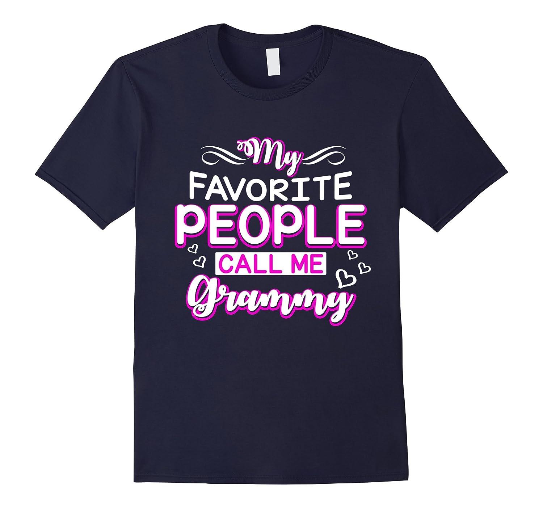 Favorite People grammy Shirt Black-Xalozy