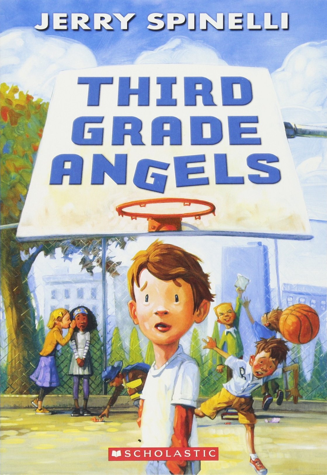 Third Grade Angels Jerry Spinelli product image