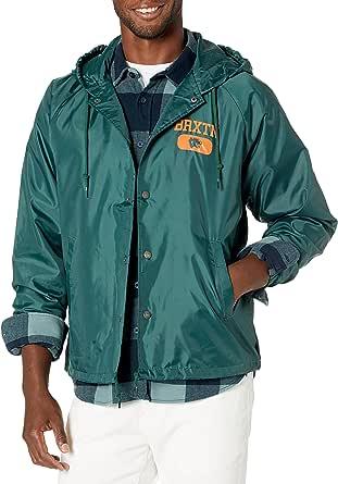 Brixton Men's Forte V Standard FIT Hooded Jacket
